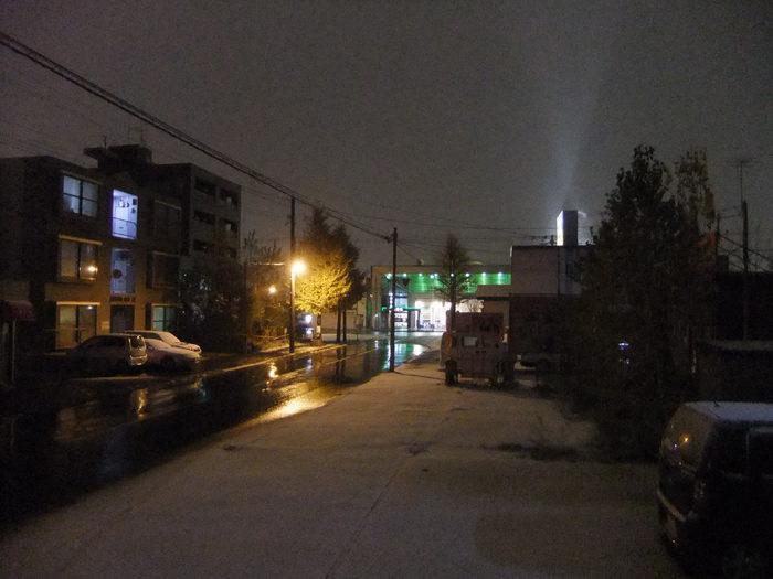 札幌 初雪_c0226202_625668.jpg