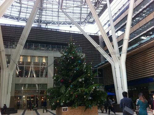 年内業務、年内相談、そしてミッドタウンのクリスマスツリー_d0054704_014879.jpg