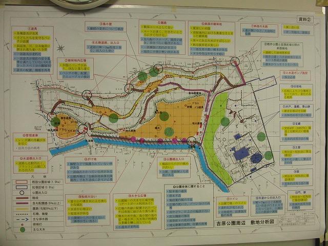 グループごとの検討の進め方が興味深い「吉原公園再整備検討」ワークショップ_f0141310_759655.jpg