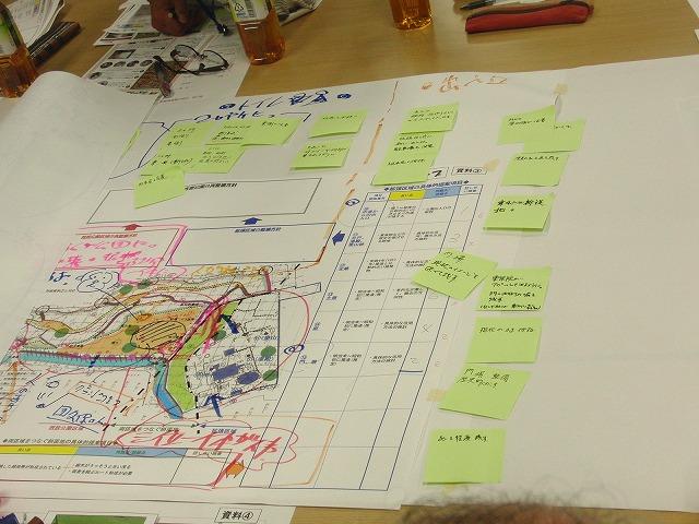 グループごとの検討の進め方が興味深い「吉原公園再整備検討」ワークショップ_f0141310_803034.jpg