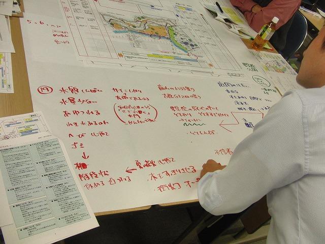 グループごとの検討の進め方が興味深い「吉原公園再整備検討」ワークショップ_f0141310_81055.jpg