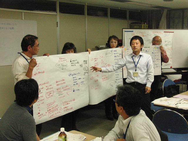 グループごとの検討の進め方が興味深い「吉原公園再整備検討」ワークショップ_f0141310_833583.jpg