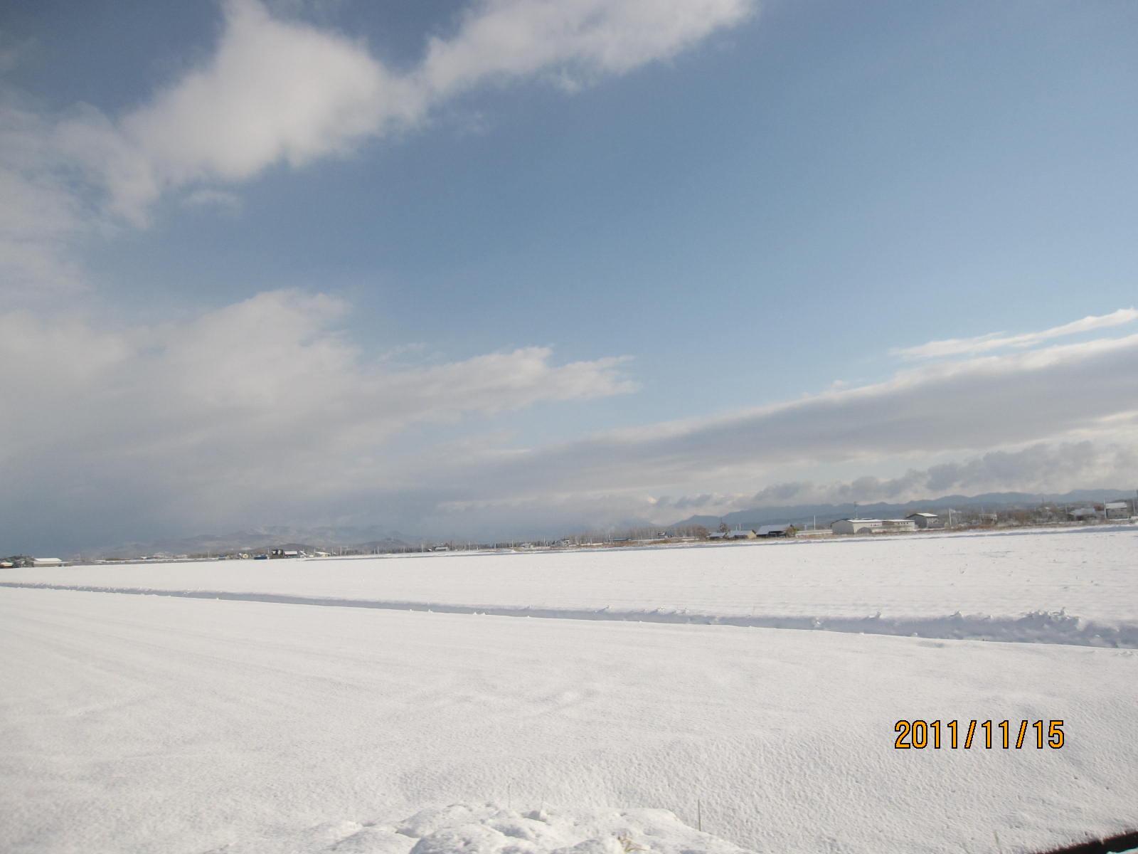 *初雪*_f0231042_18304324.jpg