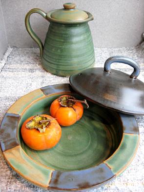 「なか工房 耐熱陶器展」はじまりました。_b0153663_1552157.jpg
