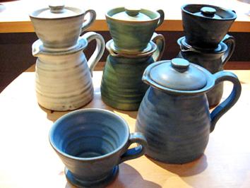 「なか工房 耐熱陶器展」はじまりました。_b0153663_20115539.jpg