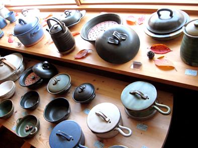 「なか工房 耐熱陶器展」はじまりました。_b0153663_2055623.jpg