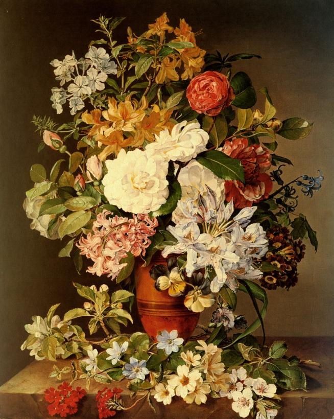 *ニールズ・シモンセン(1807~1885)オランダ「帆を上げて出航する... 私のゆるゆる生活
