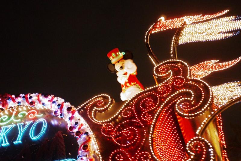 Tokyo Disneyland ~エレクトリカルパレード~_a0127090_23222534.jpg