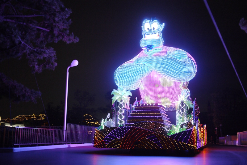 Tokyo Disneyland ~エレクトリカルパレード~_a0127090_23243865.jpg