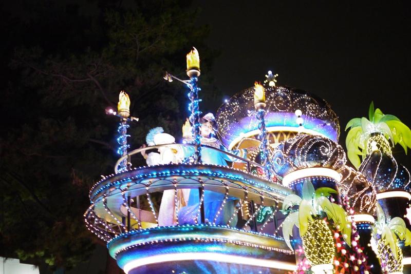 Tokyo Disneyland ~エレクトリカルパレード~_a0127090_23244613.jpg