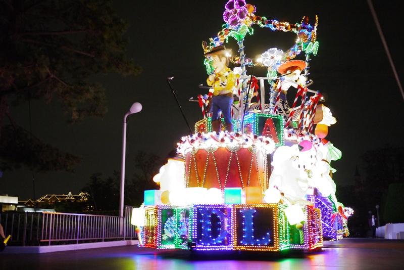 Tokyo Disneyland ~エレクトリカルパレード~_a0127090_23261165.jpg