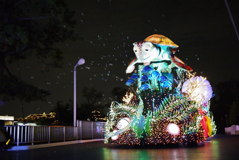Tokyo Disneyland ~エレクトリカルパレード~_a0127090_23261920.jpg