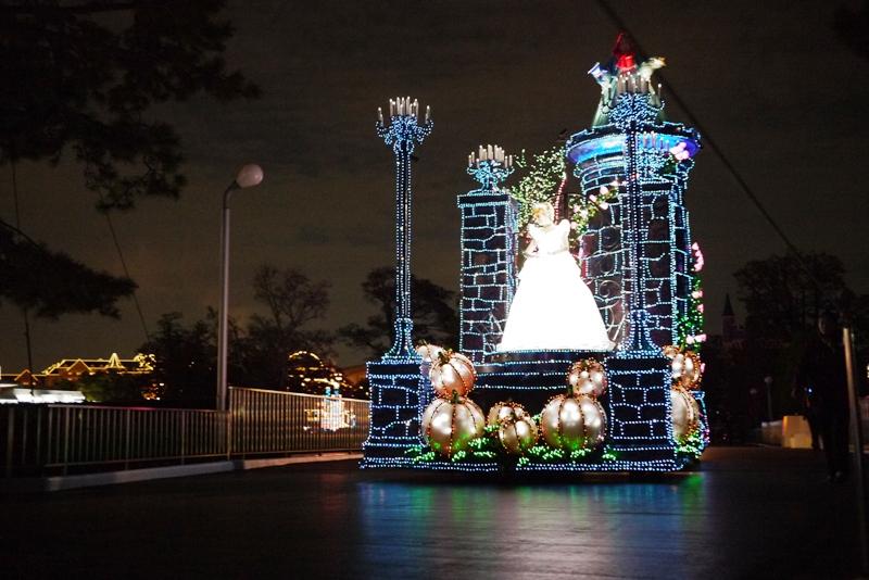 Tokyo Disneyland ~エレクトリカルパレード~_a0127090_232721100.jpg
