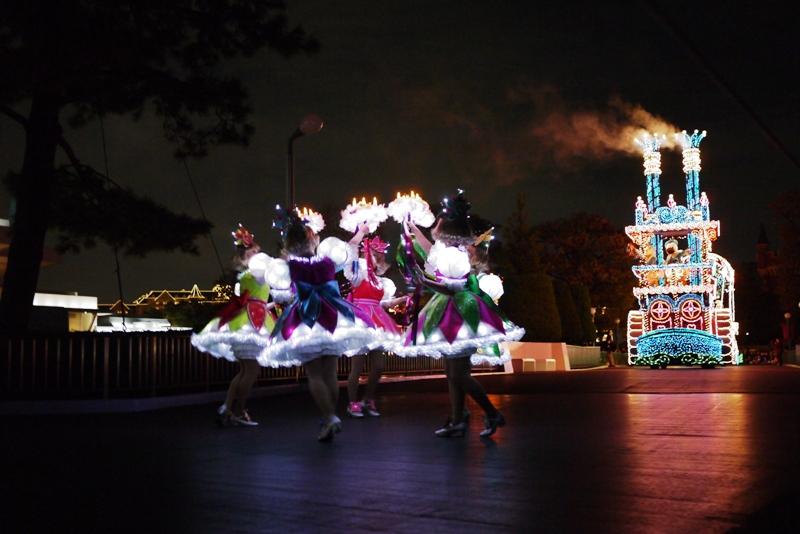 Tokyo Disneyland ~エレクトリカルパレード~_a0127090_23332385.jpg