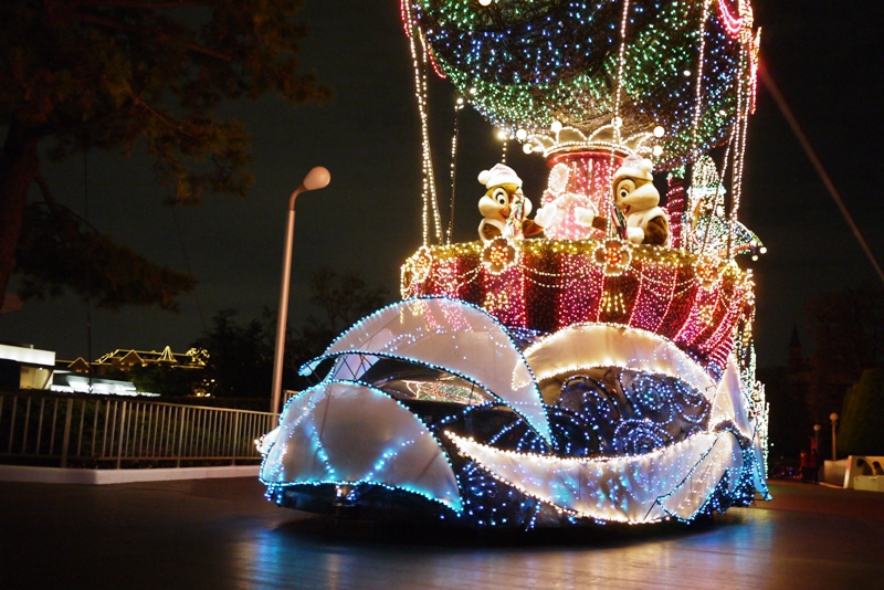 Tokyo Disneyland ~エレクトリカルパレード~_a0127090_23343263.jpg