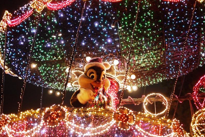 Tokyo Disneyland ~エレクトリカルパレード~_a0127090_233441100.jpg