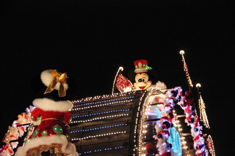 Tokyo Disneyland ~エレクトリカルパレード~ ※オット撮影編_a0127090_23411373.jpg