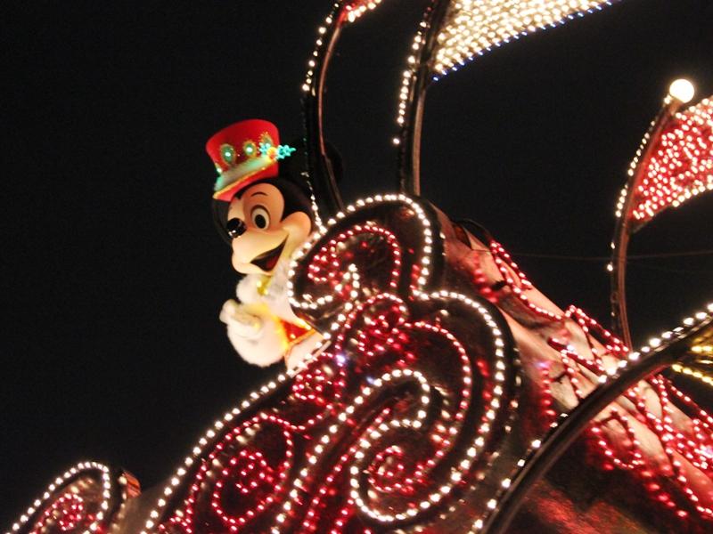 Tokyo Disneyland ~エレクトリカルパレード~ ※オット撮影編_a0127090_23412017.jpg