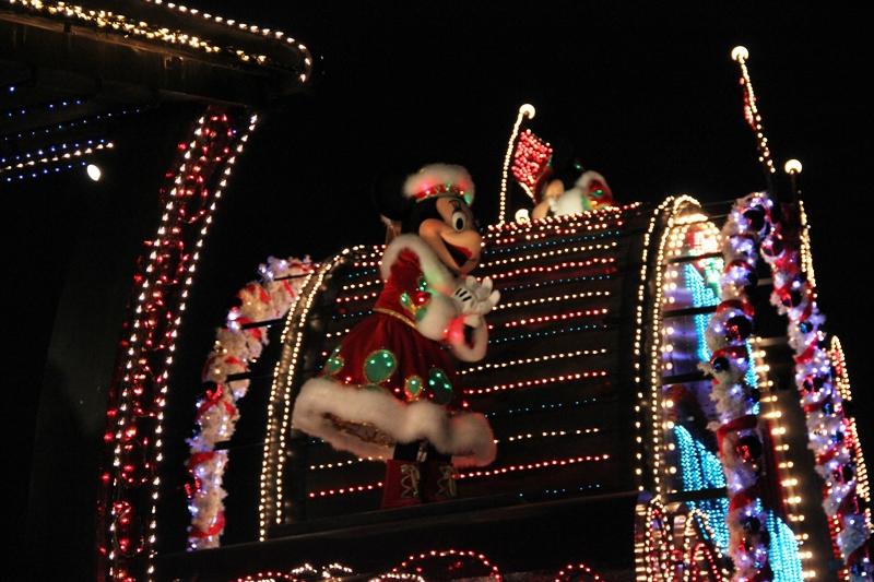 Tokyo Disneyland ~エレクトリカルパレード~ ※オット撮影編_a0127090_2341658.jpg