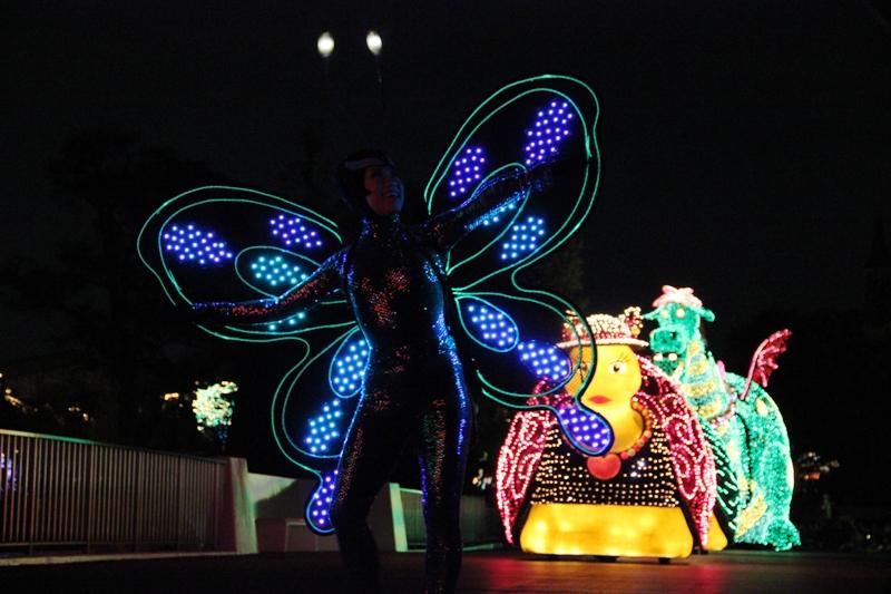 Tokyo Disneyland ~エレクトリカルパレード~ ※オット撮影編_a0127090_23421633.jpg