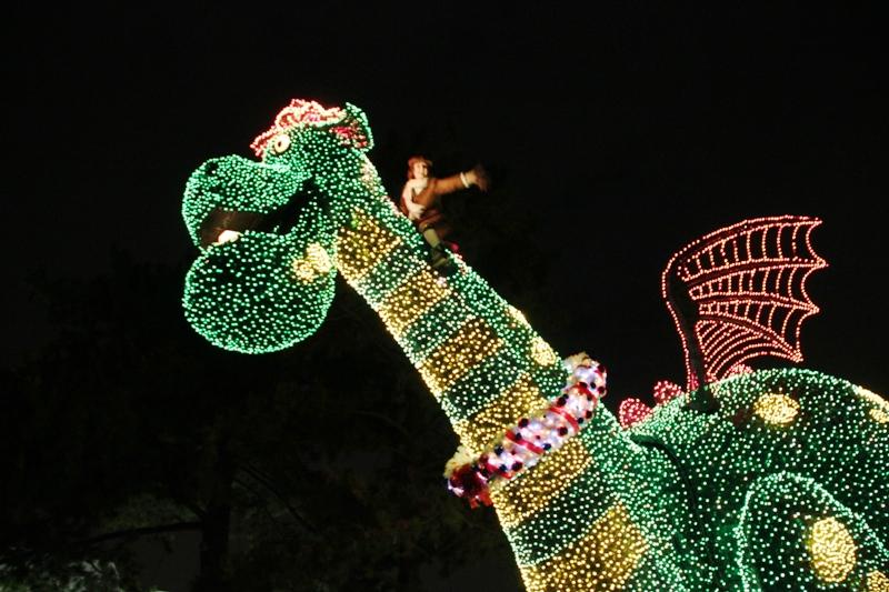 Tokyo Disneyland ~エレクトリカルパレード~ ※オット撮影編_a0127090_23422355.jpg