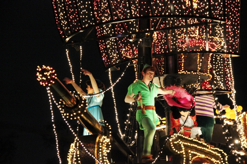 Tokyo Disneyland ~エレクトリカルパレード~ ※オット撮影編_a0127090_2342366.jpg