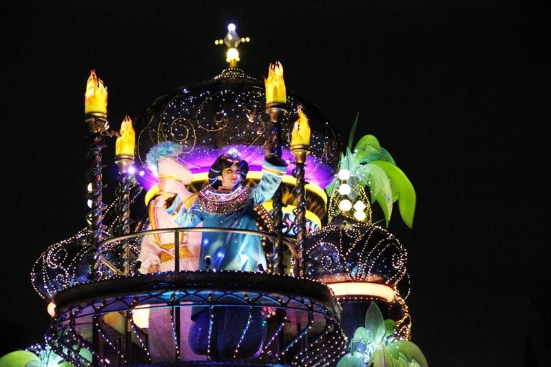 Tokyo Disneyland ~エレクトリカルパレード~ ※オット撮影編_a0127090_23432513.jpg