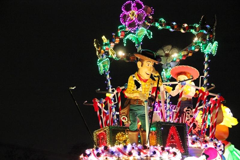 Tokyo Disneyland ~エレクトリカルパレード~ ※オット撮影編_a0127090_23434466.jpg