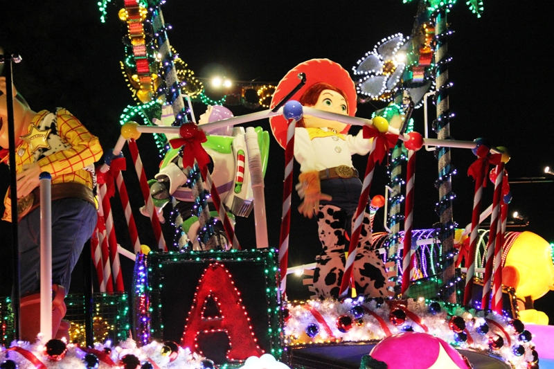 Tokyo Disneyland ~エレクトリカルパレード~ ※オット撮影編_a0127090_23435128.jpg