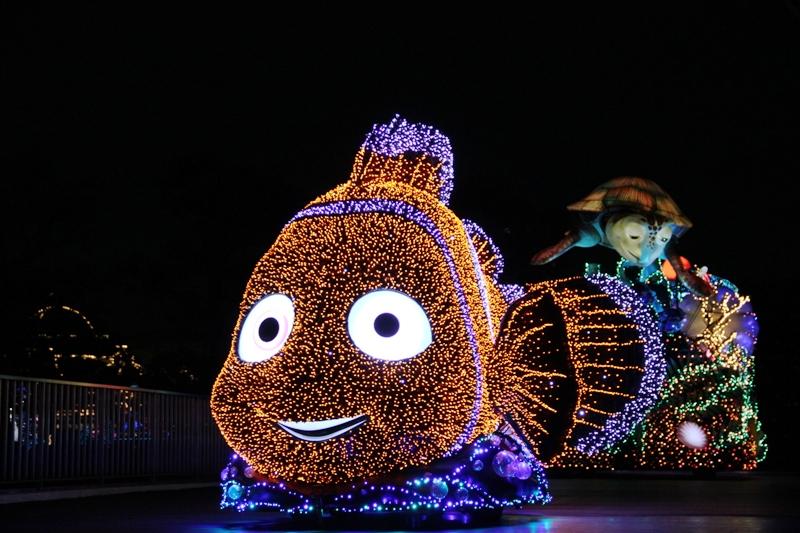 Tokyo Disneyland ~エレクトリカルパレード~ ※オット撮影編_a0127090_23435758.jpg