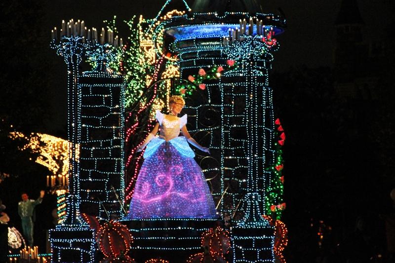 Tokyo Disneyland ~エレクトリカルパレード~ ※オット撮影編_a0127090_2344591.jpg