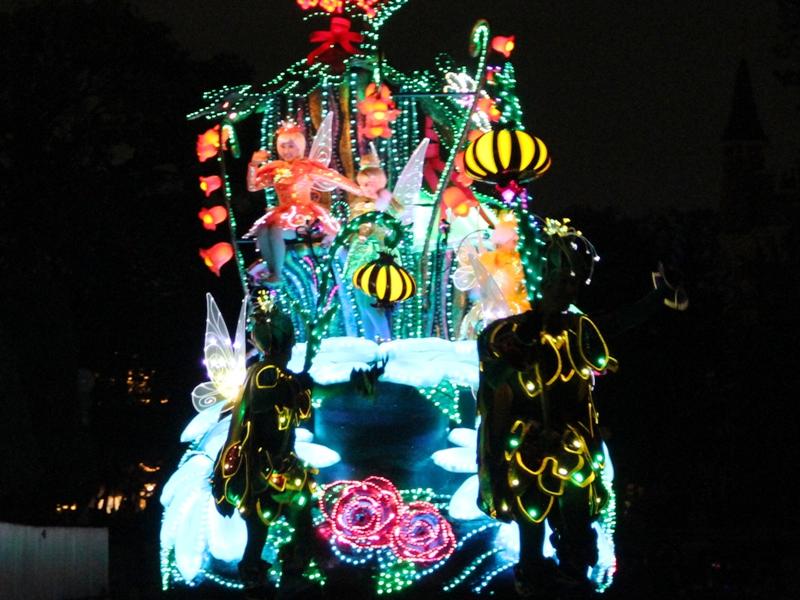 Tokyo Disneyland ~エレクトリカルパレード~ ※オット撮影編_a0127090_23451213.jpg