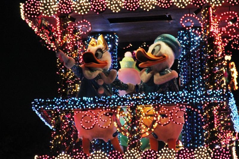 Tokyo Disneyland ~エレクトリカルパレード~ ※オット撮影編_a0127090_23452561.jpg