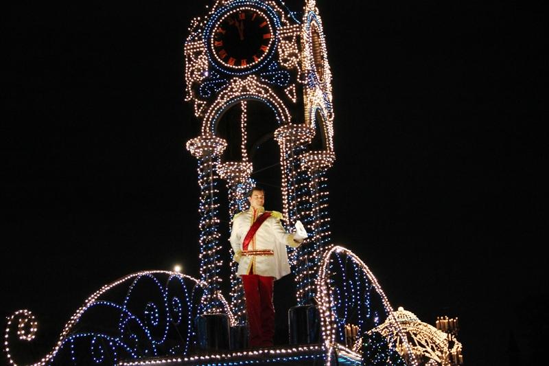 Tokyo Disneyland ~エレクトリカルパレード~ ※オット撮影編_a0127090_2345522.jpg