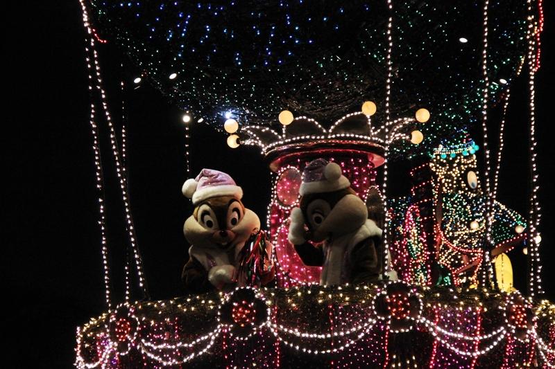 Tokyo Disneyland ~エレクトリカルパレード~ ※オット撮影編_a0127090_2346478.jpg