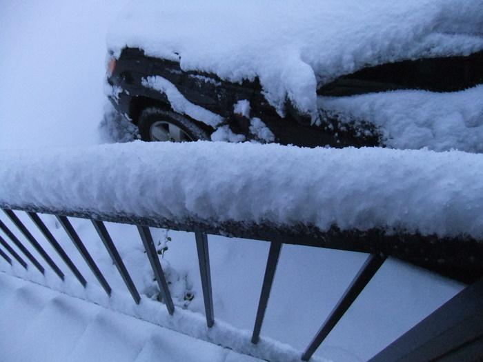 雪が積もりました。_c0226202_631338.jpg