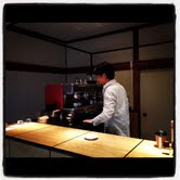 ステキなcoffee shop『OMOTESANDO   KOFFEE』_d0151827_14231754.jpg
