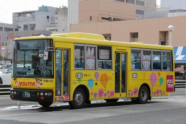 佐賀市交通局~西工/日産ディーゼルスペースランナー~_a0164734_23354559.jpg