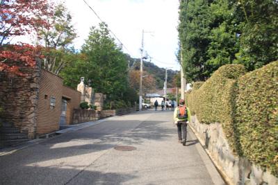 六甲山ロックガーデン・東おたふく山から黒岩西尾根を登る_d0055236_20502923.jpg
