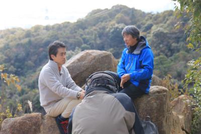 六甲山ロックガーデン・東おたふく山から黒岩西尾根を登る_d0055236_2112481.jpg