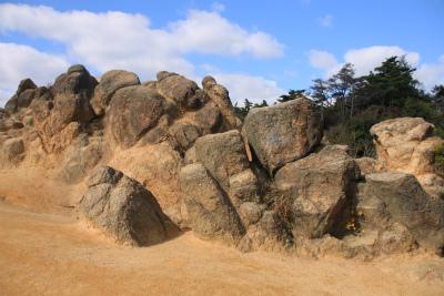 六甲山ロックガーデン・東おたふく山から黒岩西尾根を登る_d0055236_2221070.jpg