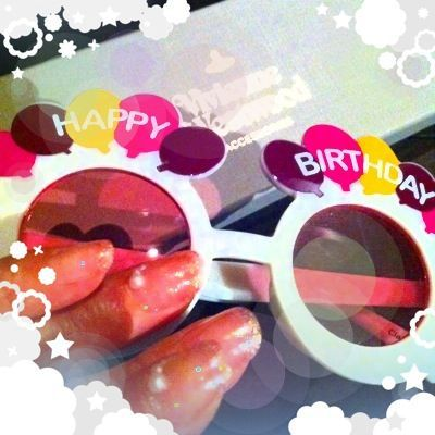 ことしの誕生日に♥_f0196753_210497.jpg