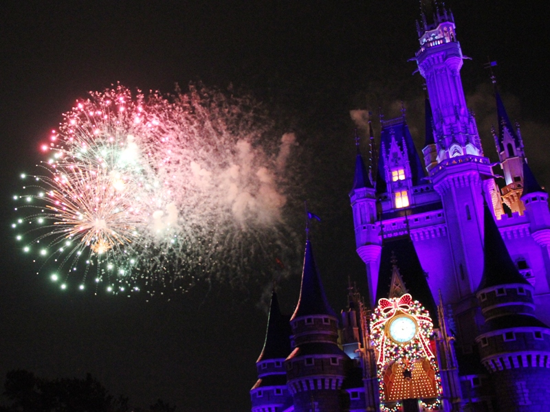 Tokyo Disneyland ~スターブライトクリスマス~_a0127090_20245316.jpg