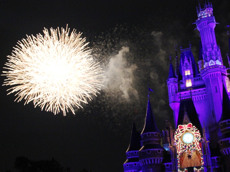 Tokyo Disneyland ~スターブライトクリスマス~_a0127090_2026990.jpg