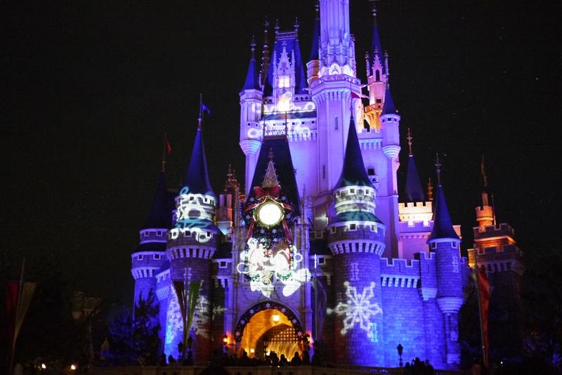 Tokyo Disneyland ~スターブライトクリスマス~_a0127090_20275422.jpg