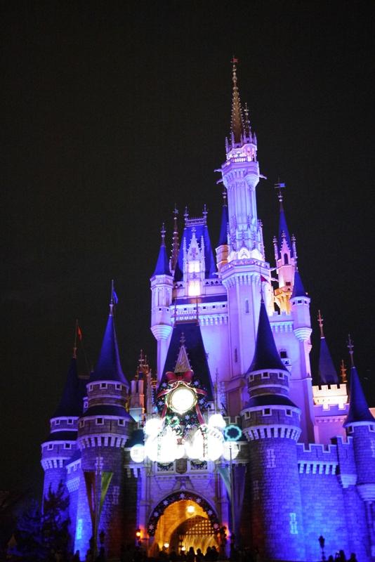 Tokyo Disneyland ~スターブライトクリスマス~_a0127090_20283051.jpg
