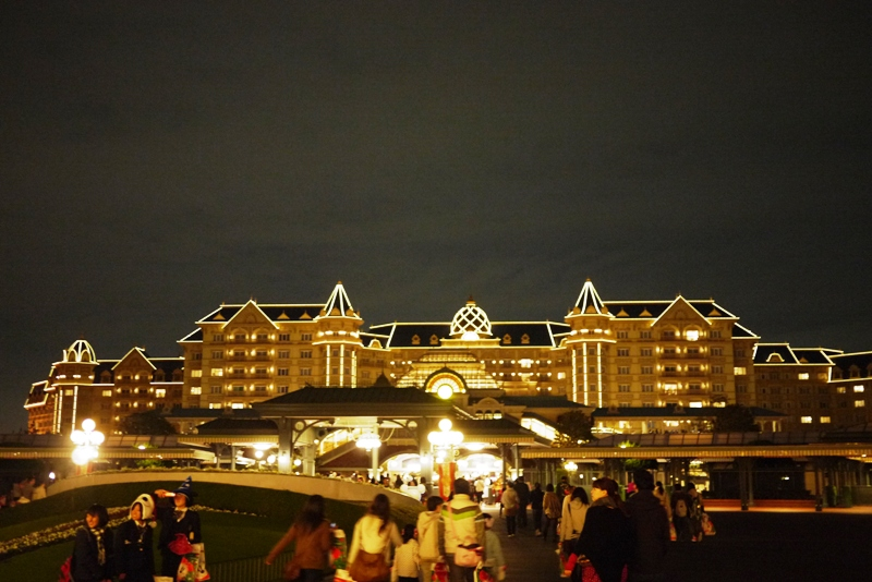 Tokyo Disneyland ~スターブライトクリスマス~_a0127090_2035270.jpg
