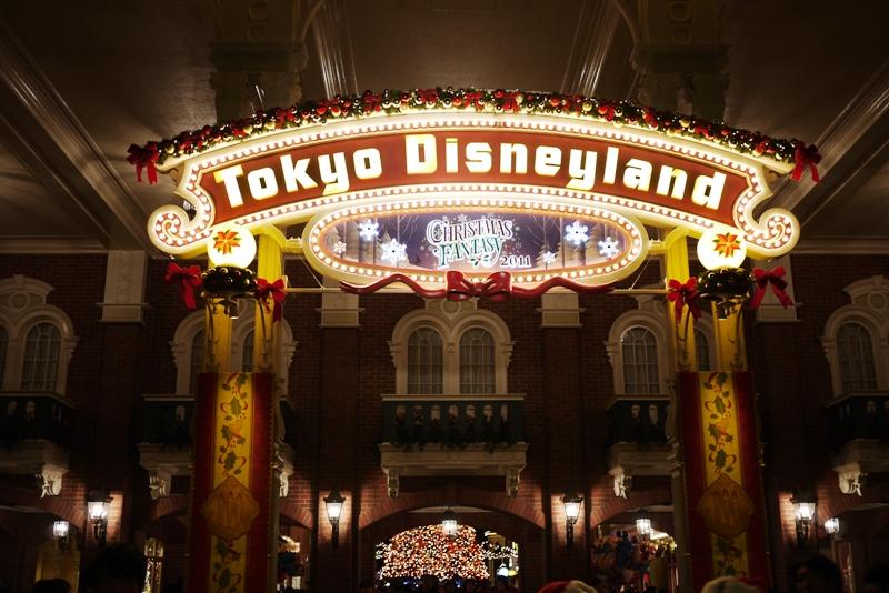Tokyo Disneyland ~スターブライトクリスマス~_a0127090_20364816.jpg