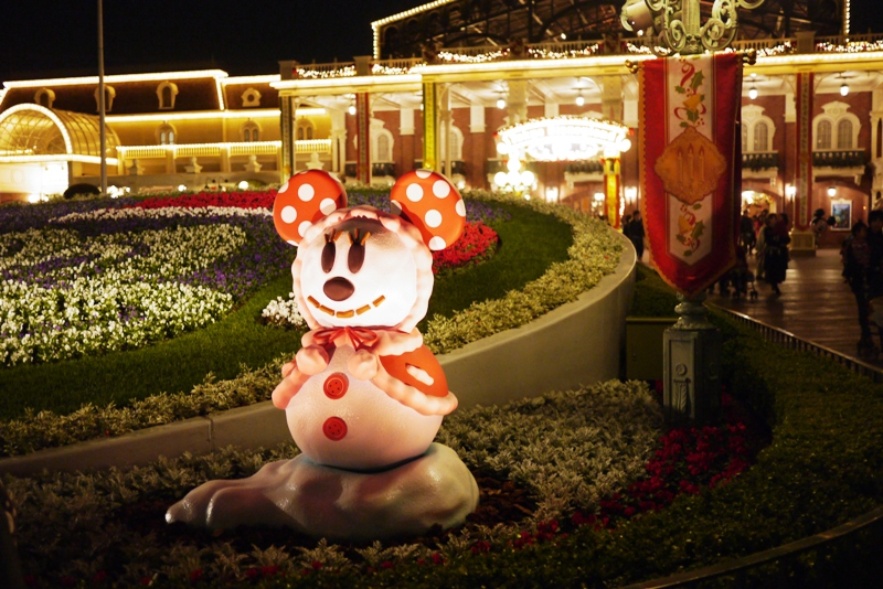 Tokyo Disneyland ~スターブライトクリスマス~_a0127090_20371827.jpg
