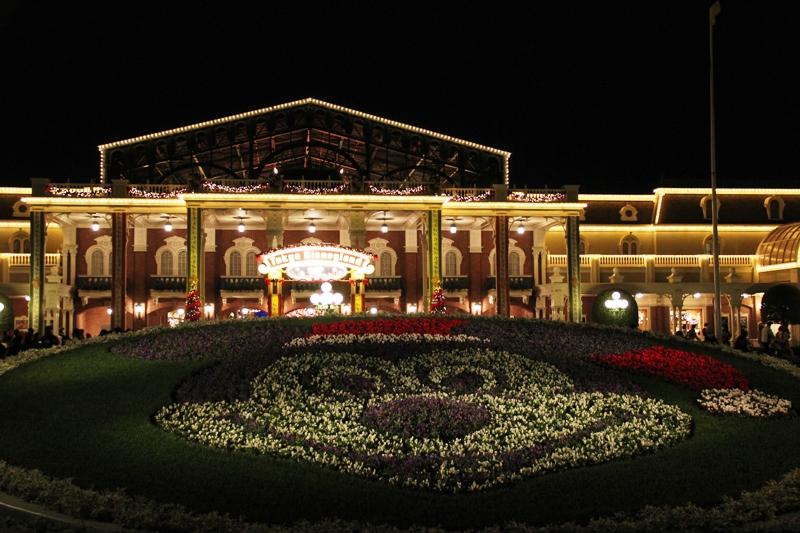 Tokyo Disneyland ~スターブライトクリスマス~_a0127090_20374415.jpg